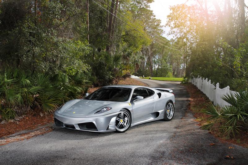 ferrari f430 360forged wheels_1