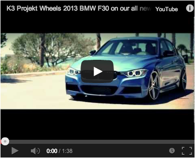 BMW 335 Video Teaser K3Projekt
