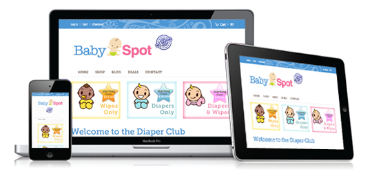 babyspot-responsive-website-design