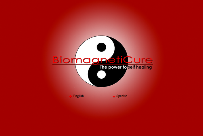 biomagneticure-website