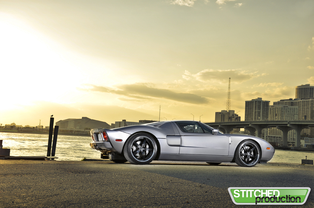 Ford GT American Muscle COR Wheels-1
