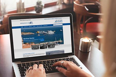 sotolongolaw-maritime-web-design