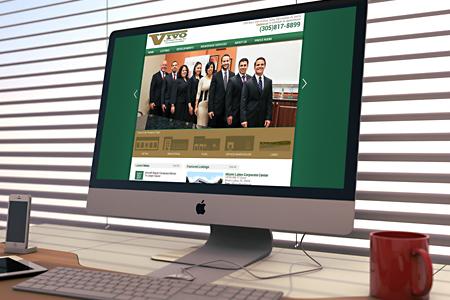 vivo-realestate-group-web-design