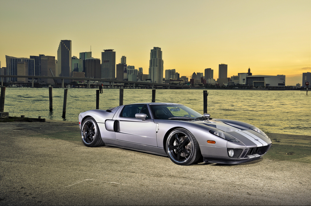 Ford Gt American Muscle Cor Wheels